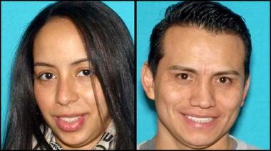Amy Rojas, left, and Oscar Guevara (Passaic County Prosecutor's Office)