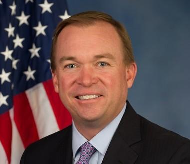 U.S. Rep Mick Mulvaney (R-South Carolina).