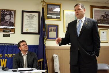State Sen. Michael Doherty (R-Warren) says he will not run for U.S. Senate.