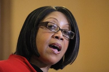 Assembly Speaker Sheila Oliver told top Democrats she's running for U.S. Senate.