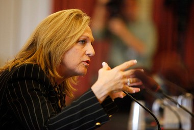 A N.J. law targeting online sex ads that promote underage prostitution has been blocked by a federal judge because it might violate federal law. Backers of the measure, including Assemblywoman Valerie Vainieri Huttle (D-Bergen), stand by its legality.