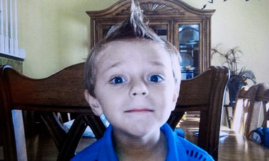 Brandon Holt is remembered by his family and neighbors as an active little boy who was always smiling.