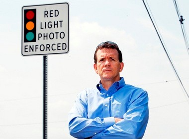 Declan O'Scanlon and a red-light cameras.