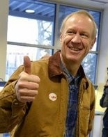 Illinois Republican gubernatorial candidate Bruce Rauner
