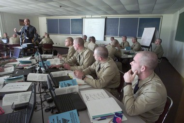 File photo of the State Police training academy in Sea Girt. (Star-Ledger file photo)