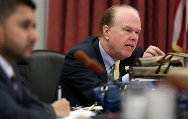 Assemblyman Patrick Diegnan (D-Middlesex), seen in an earlier photo, has sponsored legislation that limits the impact of PARCC testing. (David Gard | For NJ Advance Media)