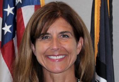 N.J. State Sen. Jennifer Beck (R-Monmouth)
