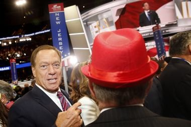 New Jersey native Joe Piscopo is a likely 2017 candidate for governor, and has bold plan to save the state's badly listing pension plans. (Aristide Economopoulos | NJ Advance Media for NJ.com)