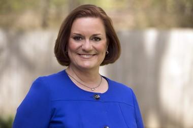 Democratic congressional candidate Linda Weber.