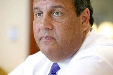 New Jersey Gov. Chris Christie talks about his opioid epidemic fight earlier this fall. (Aristide Economopoulos | NJ Advance Media for NJ.com)