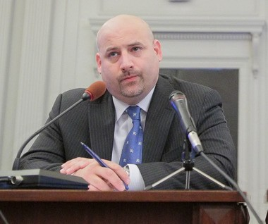 Craig Carpenito, now New Jersey's interim U.S. attorney, at a May 20, 2014, hearing before the New Jersey Legislative Select Committee on Investigations.