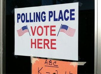 Voter will take to the polls on Tuesday, Nov. 3.