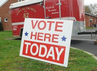 Residents headed to the polls Tuesday for county-wide and local primary elections.