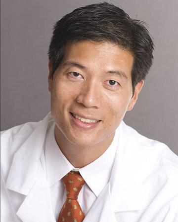Dr. Henry Tsai, radiation oncologist at ProCure NJ.