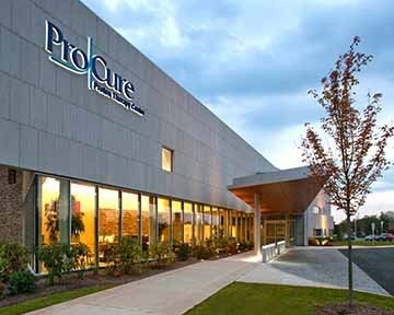 ProCure Proton Therapy Center in Somerset.