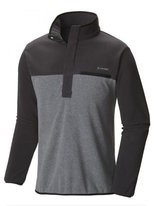 This Columbia Men's Mountain Side Fleece Jacket is ideal for staying warm as the daylight shortens in the fall.