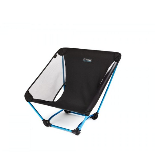 Helinox chairs are easy to carry and easy to set up.