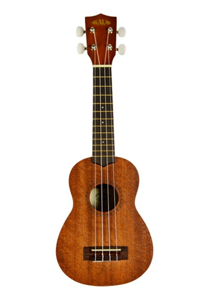 Kala ukeleles are durable to use from the trail to the living room, fun to play, provide a challenge for those who are looking for a musical instrument to learn, and come in fun colors, shapes, and sizes.