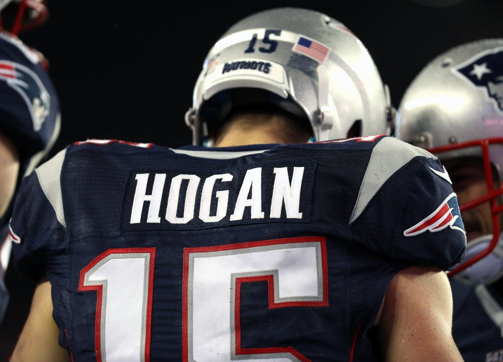 What you need to know about Patriots hero Chris Hogan, including ...