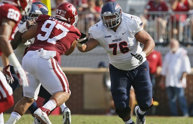 new product d0d2a 8fa59 NFL Draft 2018: Giants' Will Hernandez scouting report | OL ...