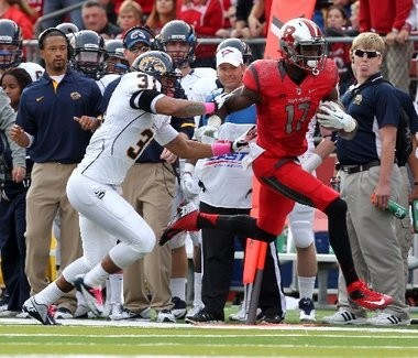 Wide receiver Brandon Coleman, who will be a fourth-year junior next fall, headlines an experienced group of offensive starters Rutgers returns for the coming season, its final one in the Big East.