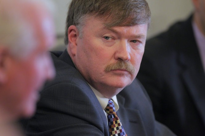 John Farmer, the former attorney general and Rutgers-Newark law school dean who serves as special counsel to Rutgers President Robert Barchi, reached out to Hobbs. (Tony Kurdzuk | Star-Ledger file photo)
