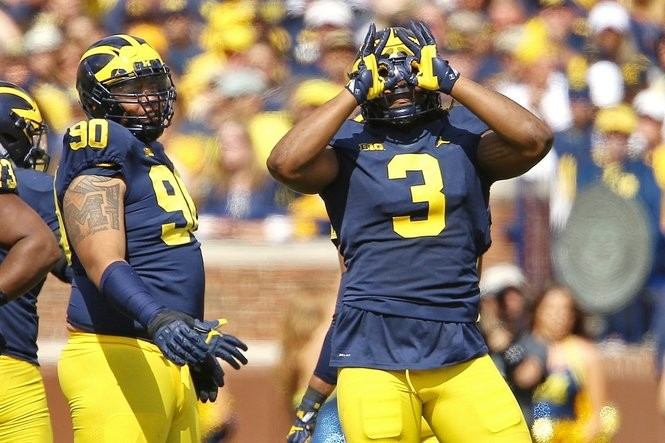 official photos a2532 3804c Which Michigan Wolverine football players hail from New ...