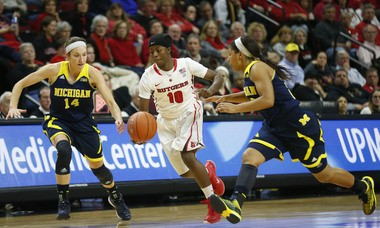 Shrita Parker is one of four players transferring from Rutgers.