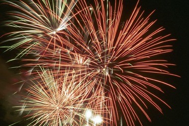 Looking for a good fireworks display this week? Check out our comprehensive list.