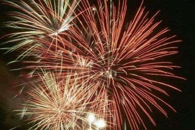Asbury Park's fireworks were voted the Best of the Shore.