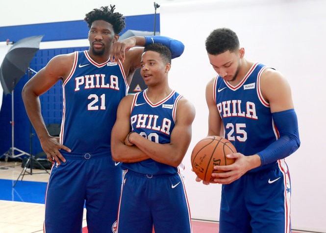 Sixers Roster Projected Rotation And Lineup Is Markelle Fultz A Starter Nj Com