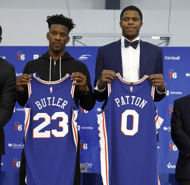 Sixers introduce Jimmy Butler: 3 takeaways | What does trade