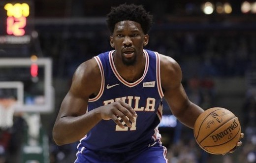 f6c06594 Sixers' Joel Embiid (finally!) plays 82 games | Is he already a Top-10  player in the NBA?
