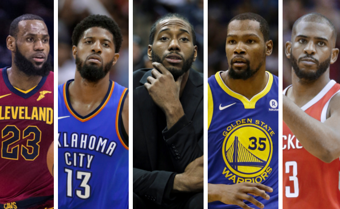 334702f3584 NBA rumors: Are Sixers a fit for LeBron James, Kevin Durant? Where will  free agents Kawhi Leonard, Paul George, Chris Paul land?