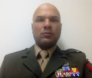 Marine Staff Sgt. Eric D. Christian, originally of Ramsey, was klilled in Afghanistan last May.