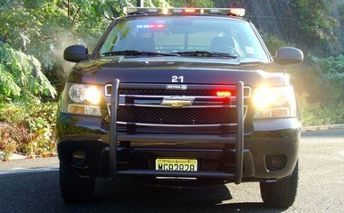 A Watchung Police Department vehicle file photo.