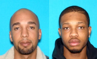 Antwan Cromedy, left, Zaire Cromedy, are both charged with murder in the first degree.