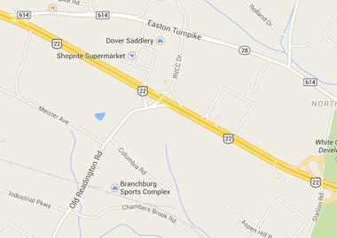 Accident shuts down Route 22 in Branchburg - nj com