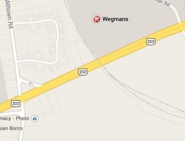 Accident blocks left lane on Route 202 South in Bridgewater - nj com