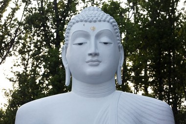 New Jersey's very own 30-foot Buddha is one of the biggest Buddhas in North America. (Adya Beasley   NJ Advance Media for NJ.com)