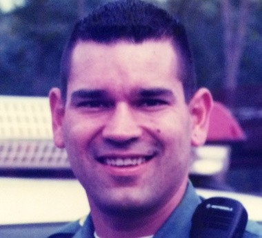 Bedminster Township police officer Kyle Pirog
