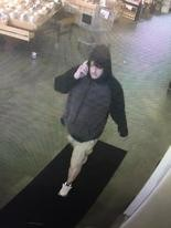 Police are seeking information on the person who robbed the Bound Brook ShopRite. (courtesy photo)