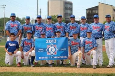 The Washington Township Babe Ruth 14U team looks to contend for a state title.