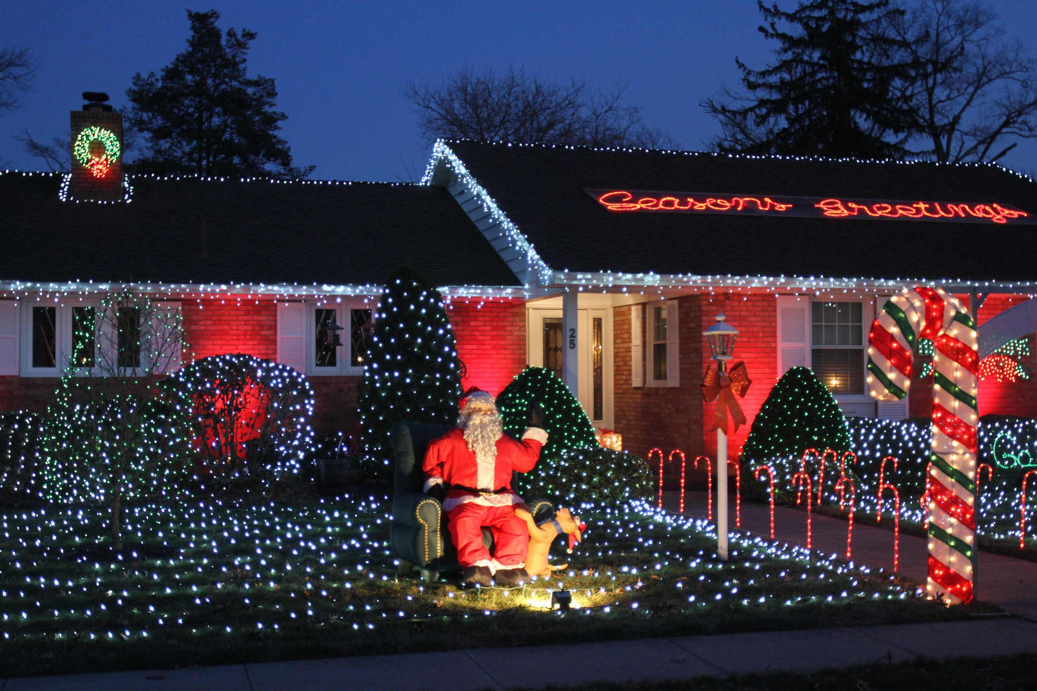 Millville announces winners of Holiday Home Lighting Contest   nj.com