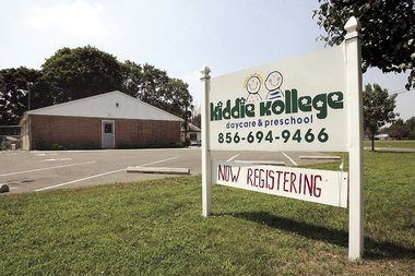 Kiddie Kollege Daycare and Preschool was closed due to high levels of mercury. (Tim Hawk   for NJ.com)
