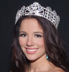 Melissa King, Miss Delaware Teen USA, has resigned her crown following an allegation that she performed in a sex video posted on an online porn site. This photo comes from her website.
