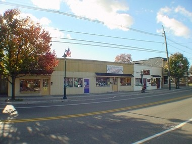 2234 South Ave. in Fanwood before redevelopment.