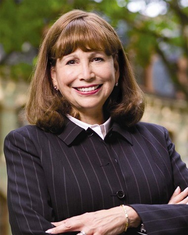 Westfield resident Susan Fuhrman, the president of Teachers College, Columbia University, will be the initial speaker in the 8th annual Anne and Lee Hale Speaker Series hosted by the Friends of Westfield Memorial Library on March 25. (courtesy photo)