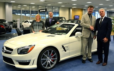 Ray Catena Mercedes >> Ray Catena Of Union Announced As Corporate Sponsor For Nj Festival