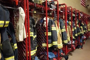 The Berkeley Heights Volunteer Fire Department